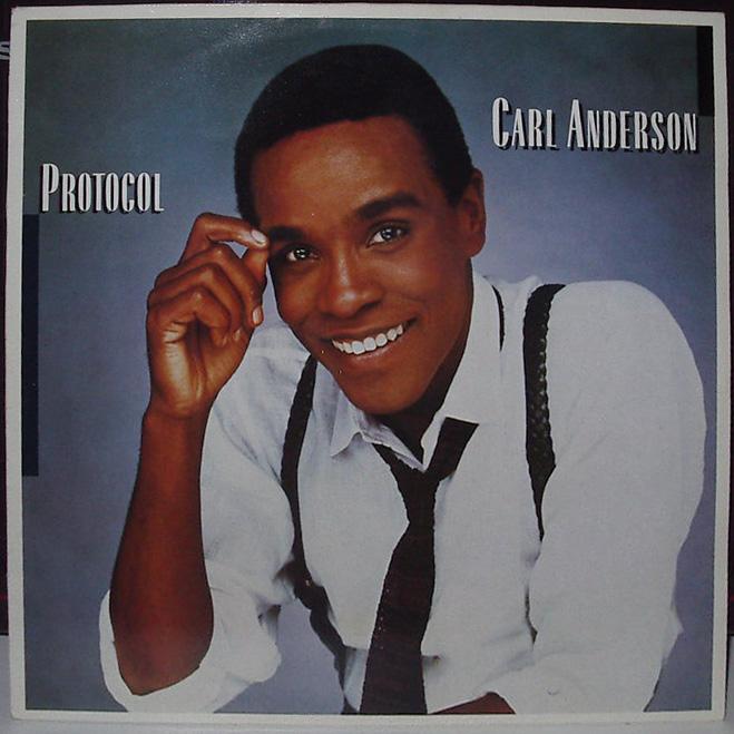 Carl Anderson - Protocol 1985