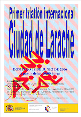 Cartel I Triatlón