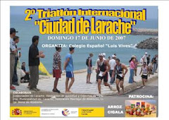 Cartel 2º Triatlón