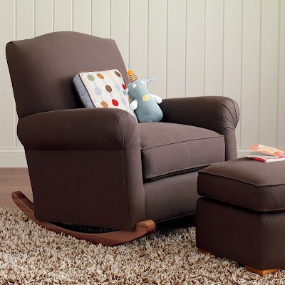 narrow glider chair 3
