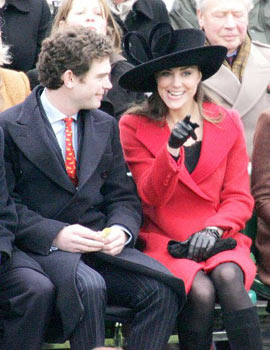girlfriend prince william kate