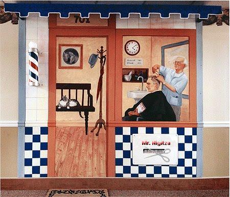 Neil Barber Shop