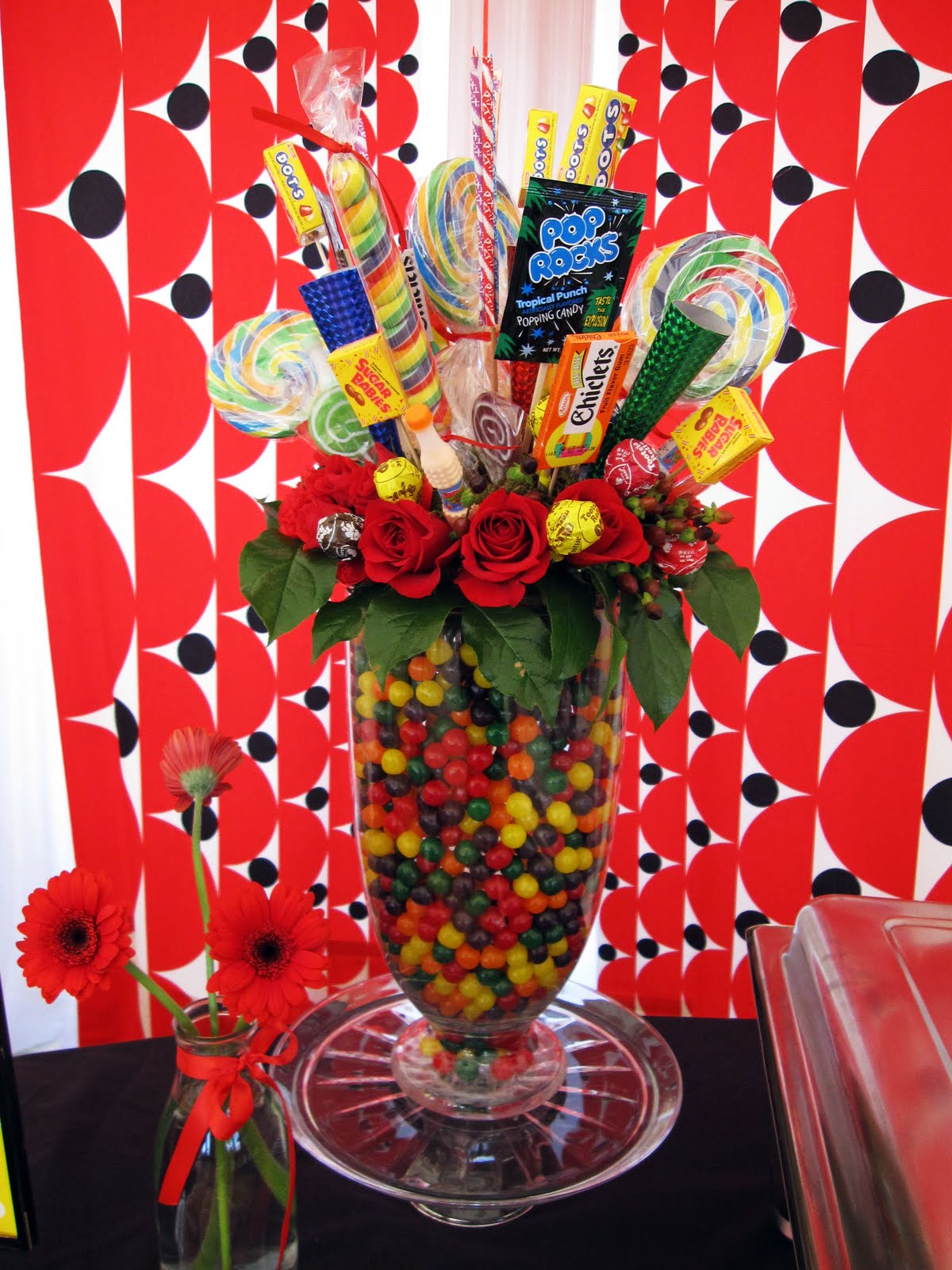 Candy Centerpieces Ideas