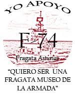 Fragata Asturias