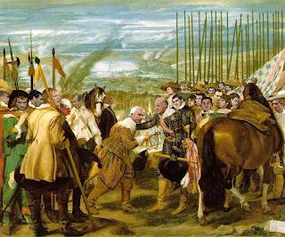 Velazquez y del Bosque - La derrota de Holanda