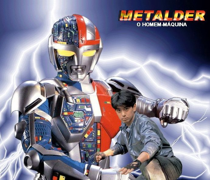Choujinki Metalder Movie (Tokusatsu) (1987)