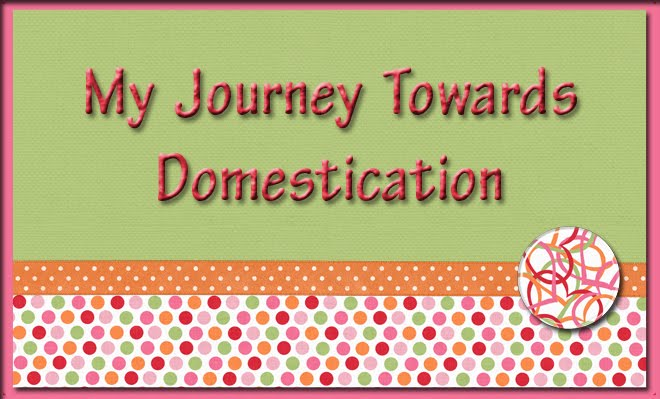 My Journey Towards Domestication