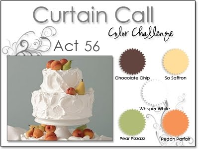 CURTAIN CALL COLOUR CHALLENGE 56