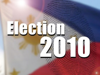 Today is Philippine Election 2010