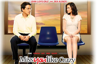 Miss You Like Crazy Movie: Bea Alonzo and John Lloyd Cruz