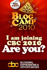 I'm joining Cebu Blog Camp 2010