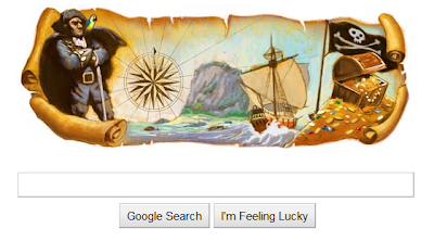 Google Celebrates Robert Louis Stevenson 160th Birthday