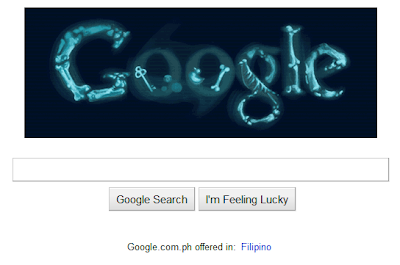 Google Celebrates 115th Anniversary of the Discovery of X-ray