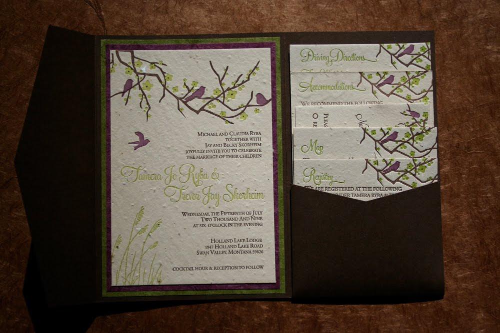 Twin Ravens Press: Tamera & Trevor are Married!
