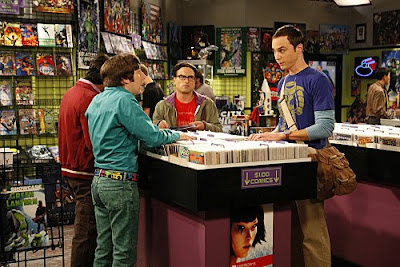 The Big Bang Theory Season 3 Episode 2 The Jiminy Conjecture