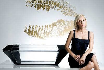 Duchess fare acrylic design alexandra von furstenberg for Alexandra furstenberg