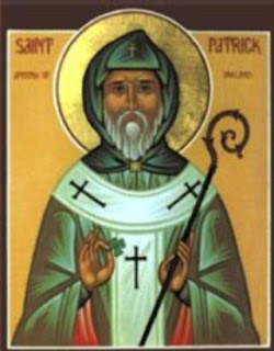 St Patrick, St Patrick's Day, Irish Saints