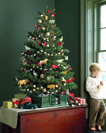 decorated branches all lit up the best nap times ever anyhow enjoy the gallery of christmas trees from martha stewart living issues past and present