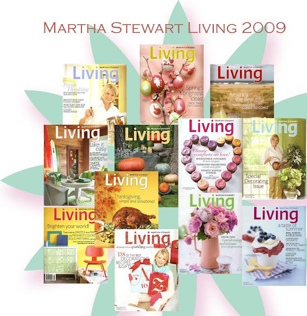 Martha Stewart Living: My Annual Review