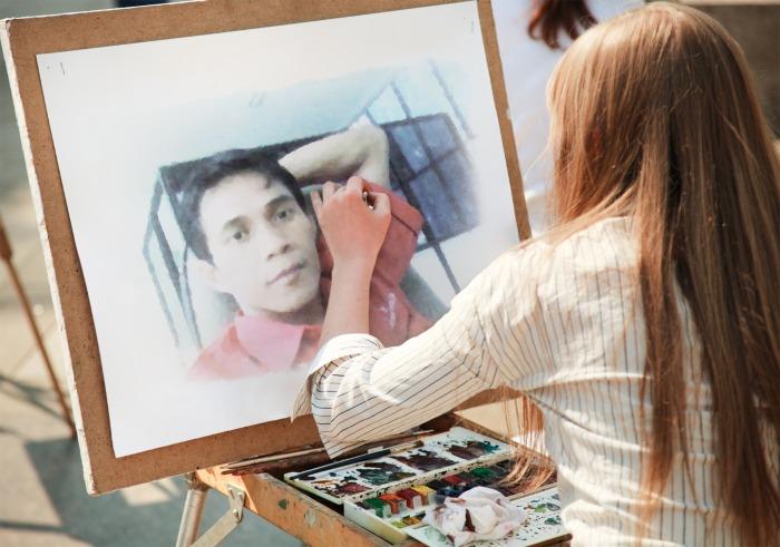 cara mempercantik photo dengan effect photo funia