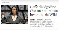 il lancio dal sito corriere.it clicca per andare all'articolo