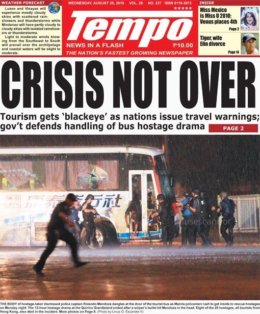 quirino grandstand hostage drama Hostage drama @ quirino grandstand - duration: 3:12 pamven2ra 26,806 views 3:12 康泰港人馬尼拉旅行團被脅持事件以流血結束 23/8/2010.