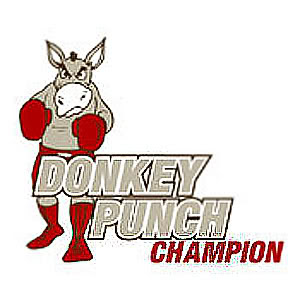 DONKEY PUNCH RK Sex! Drugs! Video games! Nope, that isn't the hedonist's new trifecta—it's ...