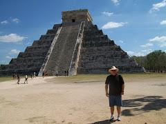Chichen Iza - Mayan Ruins