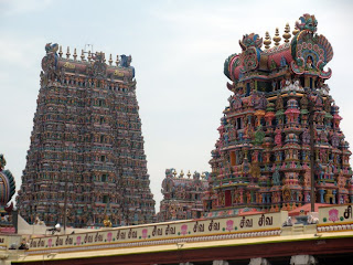 Amazing Temple towers