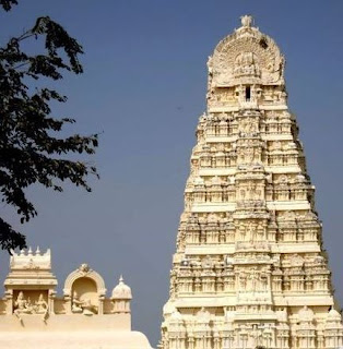 Ekambareswarar Temple tower