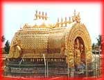 Srirangam Golden Gopuram