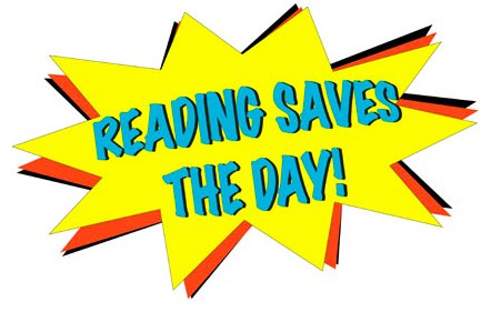 Reading Saves the Day!
