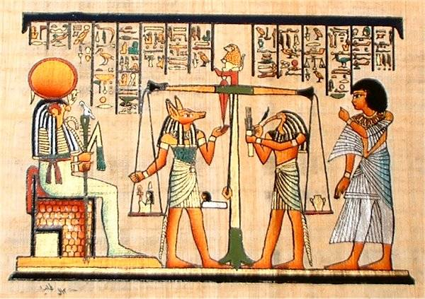 the importance of the afterlife in the ancient egyptian society Death is not the end: ancient egyptian religion and art  his book death and the afterlife in ancient egypt,  importance, as pharaohs were a.