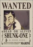 SHUNK ONE 6.000.000