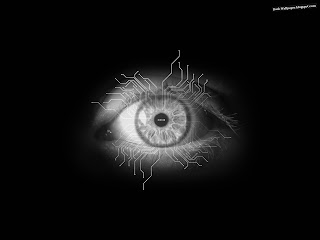 Electric Eye Wallpaper