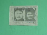 Wanted DENNIS GARCIA