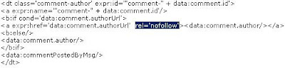 nofollow code