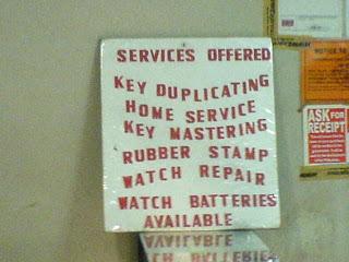 Key Duplicate