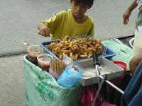 calamares street food philippines
