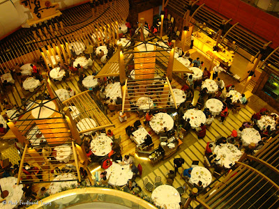 Restaurant Top View Hong Kong