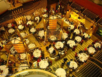 Restaurant Top View Hong Kong