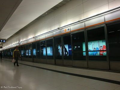 Tung Chung Station Hong Kong Photo 1