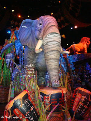 Disneyland's Lion King Show Photo 9