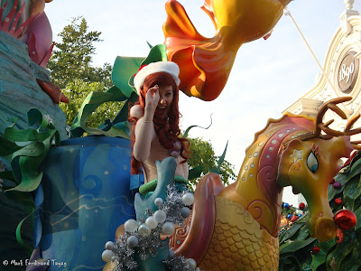 Disney's Let It Snow Parade Photo 5