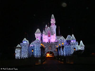 Disneyland Castle Photo 2