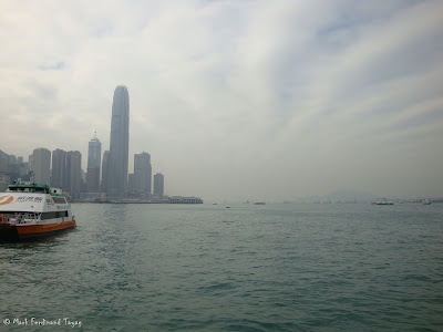 Hong Kong Harbour Photo 5
