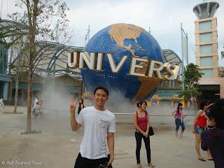 Universal Studios Singapore Makoy