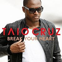 Break Your Heart, Taio Cruz Featuring Ludacris