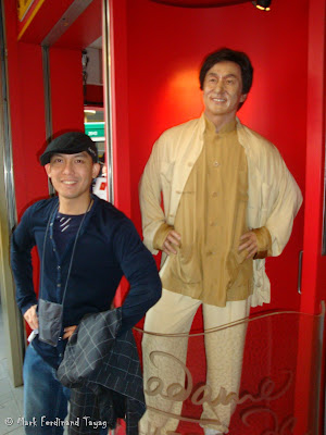 Jackie Chan and Makoy Photo 1