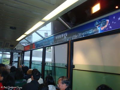 The Peak Tram Ride Photo 6